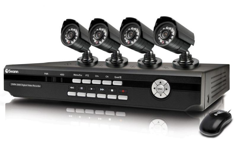 Đầu thu camera giám sát