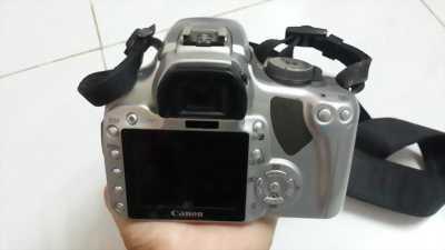 Trọn bộ Canon rebel XTi (lens EF-S 18-55mm)