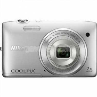 Nikon s3500. 20,1 megapixel