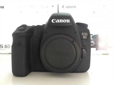 Máy ảnh Canon 6D FullBox giá rẻ.