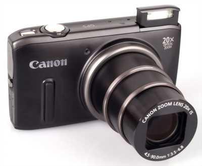 Canon siêu zoom powershot sx260 hs