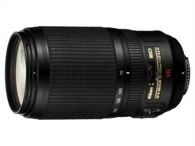 Lens Nikon AF-S 55-300mm f/4.5-5.6 + Hood (95%)