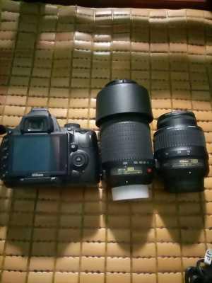Bán máy chụp hình hàng xách tay Nhật Nikon D5000