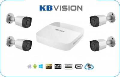 Camera KB Vision tại Hà Nội, thương hiệu Mỹ