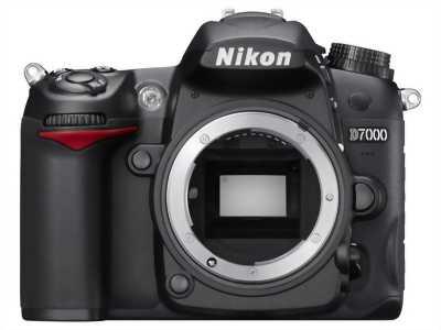 Cần bán body Nikon D7000 fullbox, ngoại hình đẹp