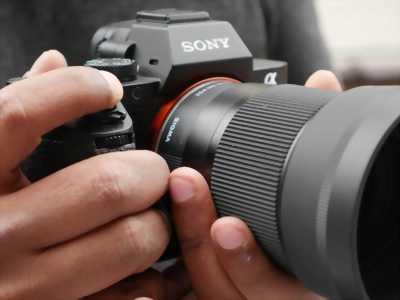 Lens Sigma 30 1.4 for Sony E Crop