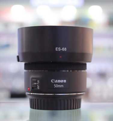 Canon 5D + 50-1.8 stm