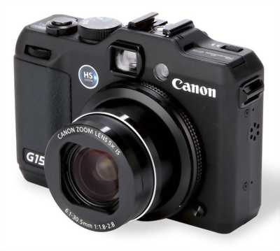 Bán máy ảnh Canon G15