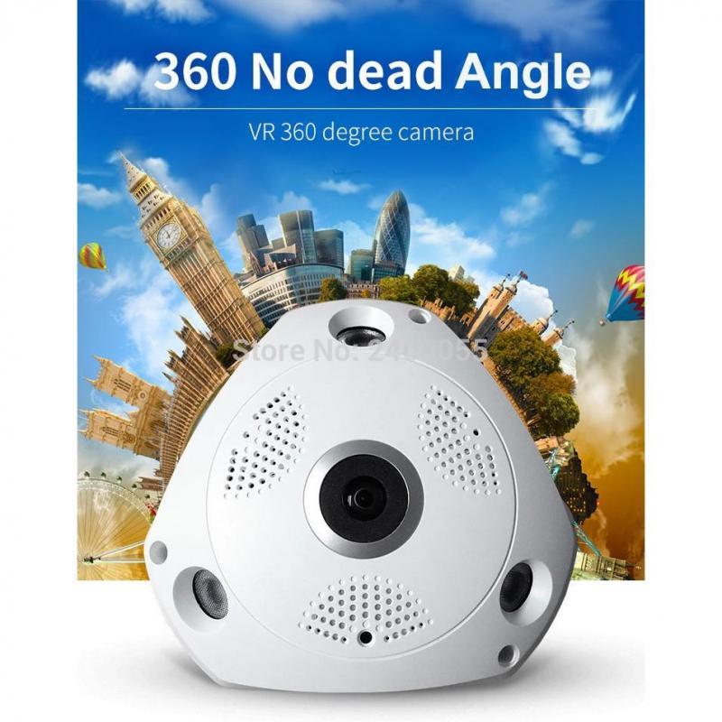 Camera IP Wifi Vantech VP-6600C new 100%