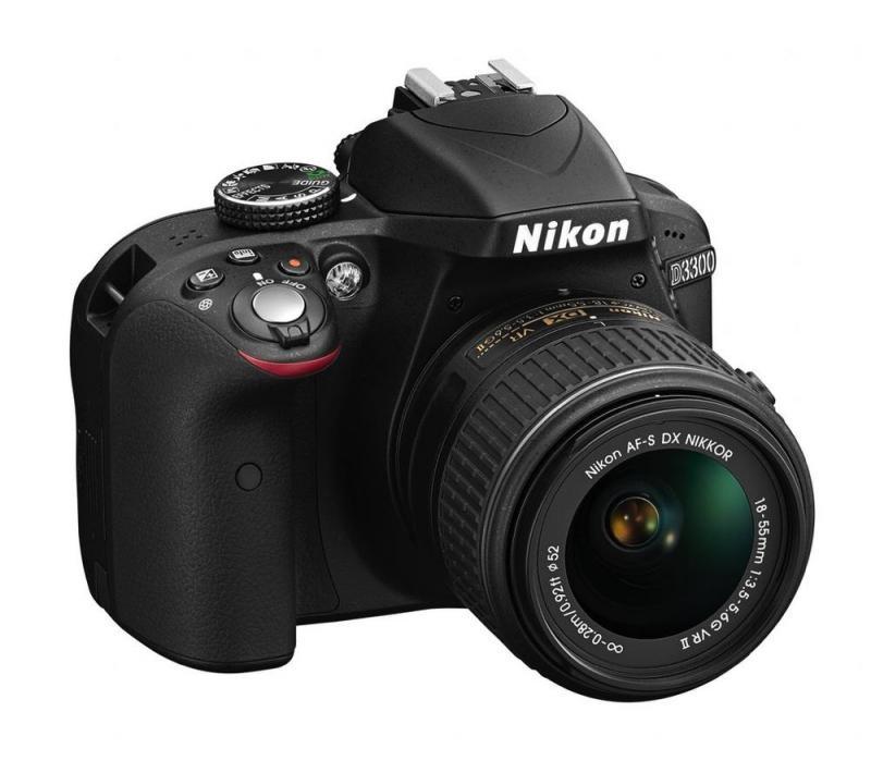 Máy Ảnh Nikon D3200 + Lens 18-55 VR II 95%