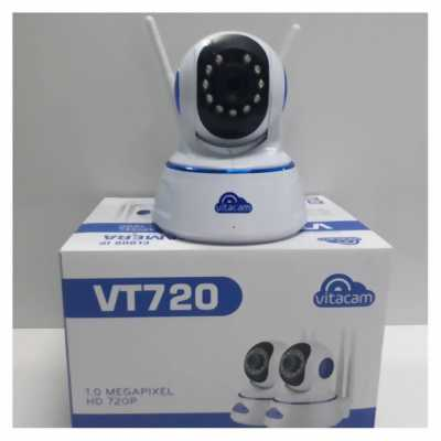 Bán Camera vitacam vt720 1.0 tại Hà Tĩnh
