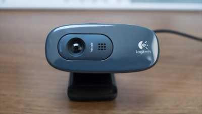 Cần nhượng lại Webcam HD Logitech C270, mới 100%