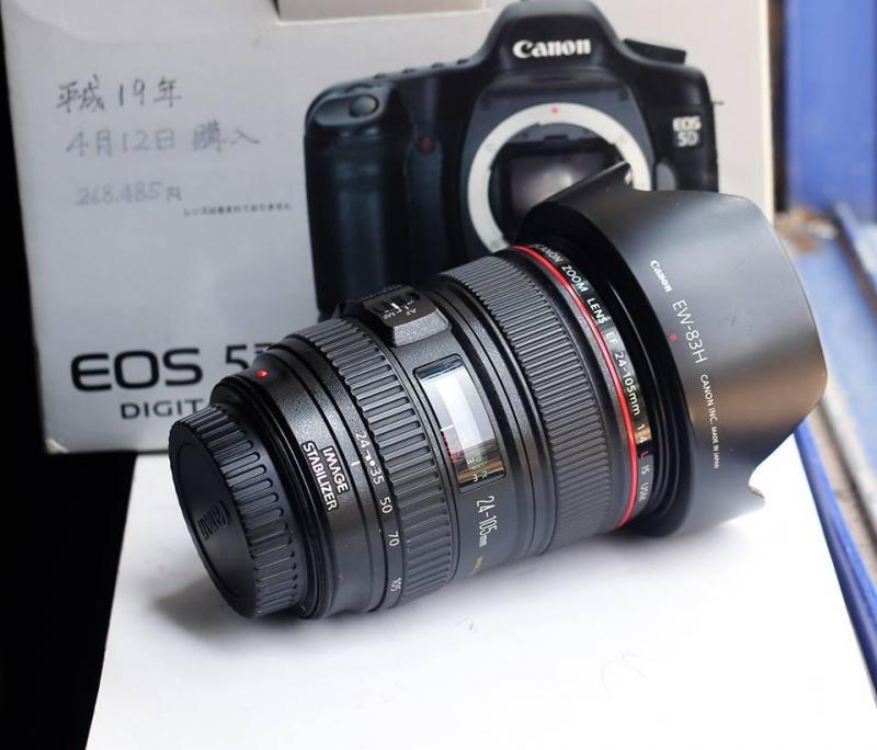Bán ống canon 24_70 f2.8 và tamron 70_200 f2.8.