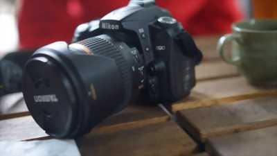 Nikon D300 + Tamron 17-50 có VC F2.8