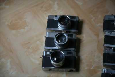 Xác máy ảnh canon