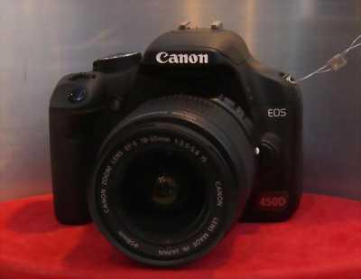 Bán Canon 450d + fix 50/1.8 cho bạn nào tập tành