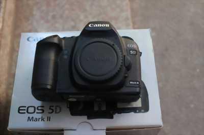 CANON 5D2 và lens 24-105 chỉ đỏ