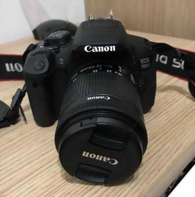 Canon 700D kèm kit 18-55 STM, nhiều phụ kiện