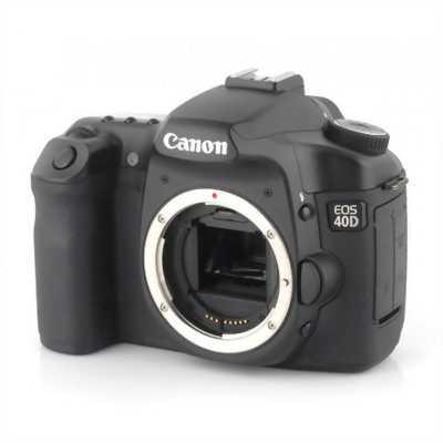 Cần bán Canon 40D cũ cho những ai cần