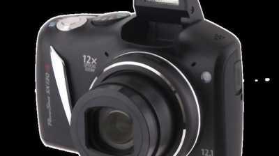 Máy ảnh KTS Canon PowerShot SX130IS.