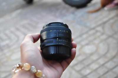 Nikon 50f1.8d
