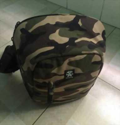 Túi máy ảnh màu Camo