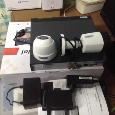 Thanh lý bộ camera mới mua