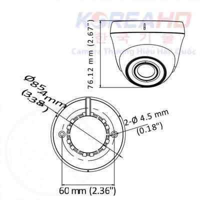 Camera KOREAHD CAM -D120-N _1.960.000
