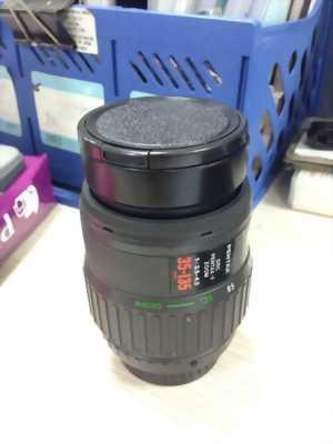 Mình cần bán lại chiếc LENS SMC PENTAX-F zoom 35-135 f3.5-4.5 MARCO, lens còn tốt, không một vết trầy xước, không một vết bụi bẩn giá cả hữu nghị nhé.