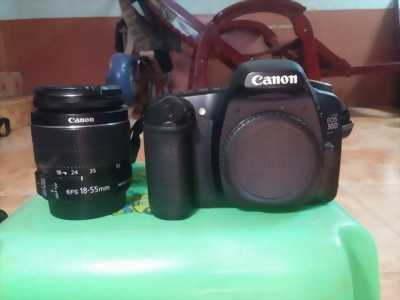 Cần bán máy ảnh eos 30d