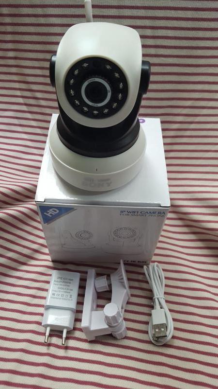 Camera IP Wifi 1.3M P2PwifiCam, Camera giám sát wifi