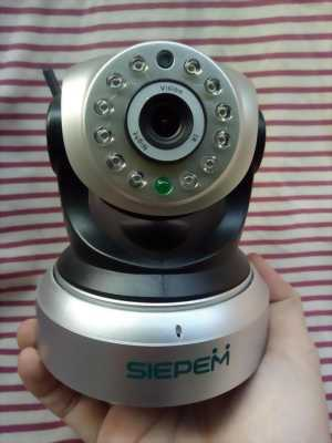 Smart Camera IP Wifi 1.3M Siepem S2018 P2PwifiCam | Camera giám sát kết nối wifi