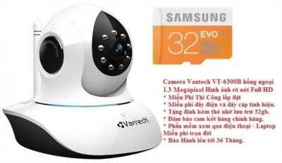 Camera IP Vantech VT-6300B 1.3 Megapixel
