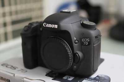Canon 7d fullbox 99%