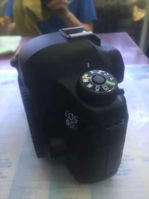 Canon 6D và lens