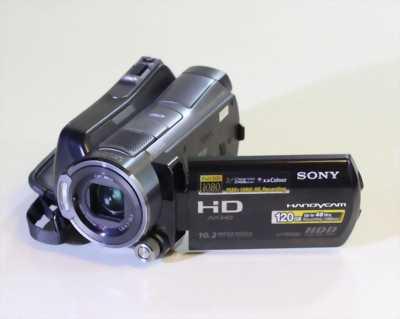 Máy quay phim sony xài băng