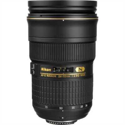 Máy ảnh 24-70 N F2.8 99%