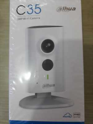 Camera Wifi 3MP của Dahua® IPC-C35