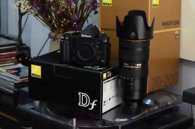 Bán combo Nikon D2xs & 18-200 Nikkor 3,5 : 5,6