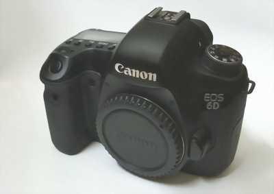 Canon 6D như mới 5K shot