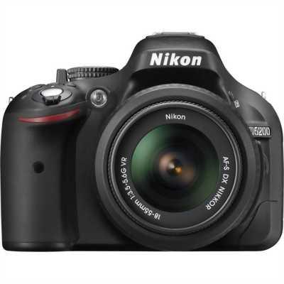 Nikon d5200 + kit 18 55 VR II