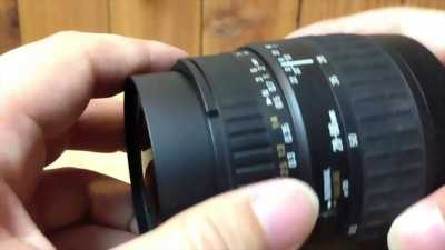 LENS SIGMA 28-200F3.5-5.6 FOR CANON