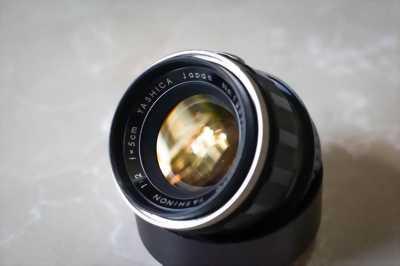 LEN YASHICA 50mm Nhật