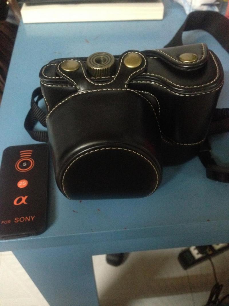 Thanh lí Sony a6000+lens+pk