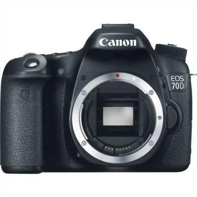 Canon 70D siêu phẩm full HD ko che