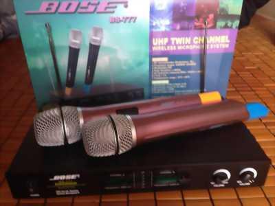 Bộ thu phát mic không dây shanhee