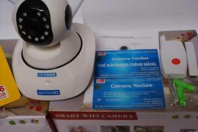 Camera IP Wifi Yoosee 2Rau ( Xem tren dien thoai )