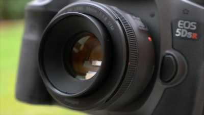 Lens canon 50mm 1.8 stm