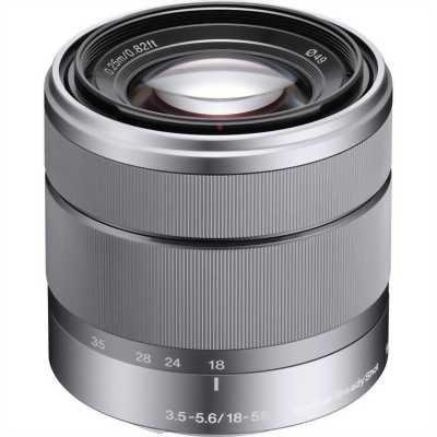 Kit Sony 18-55