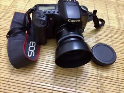 Canon 30D kèm lens